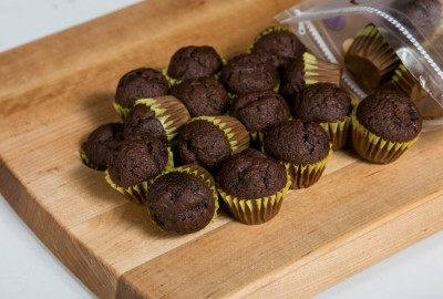 Chocolate Mini Muffin