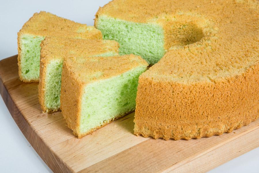 French Chiffon Cake